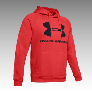 mikina Under Armour UA Men's Rival Fleece Logo Hoodie