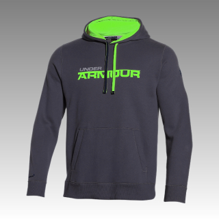 mikina Under Armour Storm Rival Wordmark Pullover