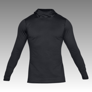 mikina Under Armour UA Men's ColdGear® Fitted Hoodie
