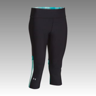 capri Under Armour Heatgear Alpha Novelty Capri