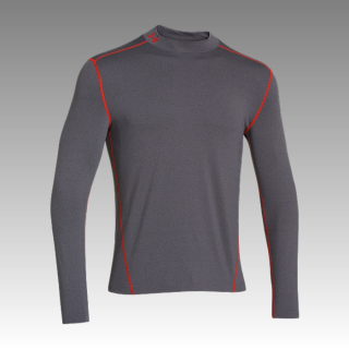 tričko Under Armour Evo Coldgear Fitted Mock