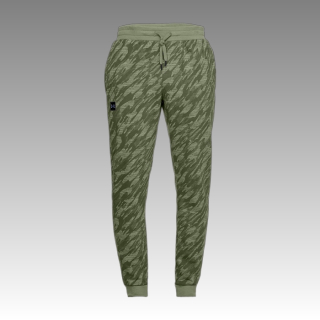 tepláky Under Armour UA Men's UA Rival Fleece Camo Joggers