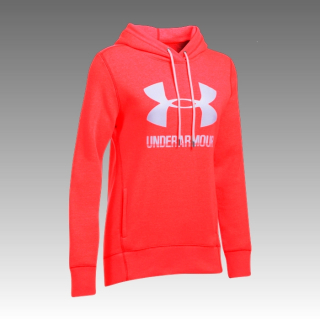 mikina Under Armour Women's UA Favorite Fleece Pullover Hoodie