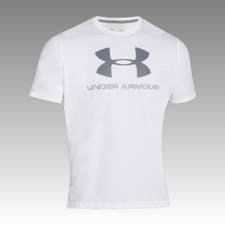 tričko Under Armour Charged Cotton Sportstyle Logo Tee