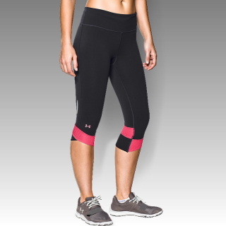 capri Under Armour Fly-By Compression Capri