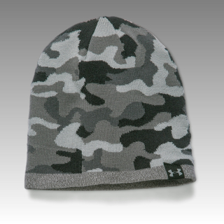 Men's 2-Way Camo Beanie