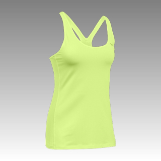 Women's HeatGear Armour Racer Tank