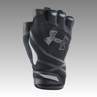 rukavice Under Armour Men's Resistor Half-Finger Training Gloves