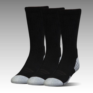 UA HeatGear® Tech Crew Socks 3-Pack