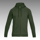 mikina Under Armour UA Men's Rival Fleece Full-Zip Hoodie
