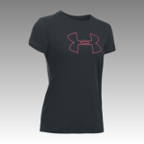 tričko Under Armour Women's Big Logo Short Sleeve Shirt