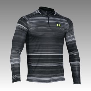 Tech Printed 1/4 Zip
