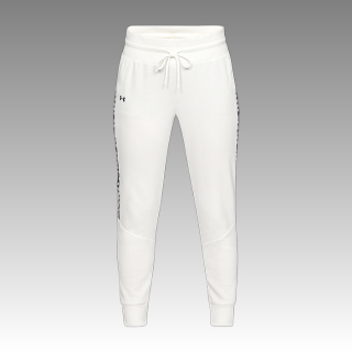 UA Women's Taped Fleece Pants