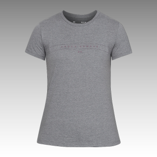 UA Women's Graphic Wordmark Classic Crew