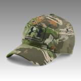 UA Men's Hunting Camo Stretch Fit Cap