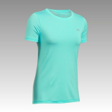 tričko Under Armour Women's HeatGear® Armour Short Sleeve Shirt