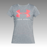 UA Women's Tech™ Graphic Twist Short Sleeve