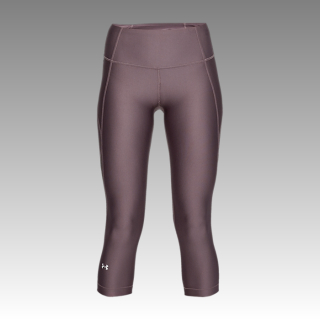 UA Women's HeatGear® Armour Capri Branded