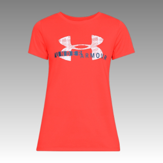 UA Women's Tech™ Graphic Short Sleeve Shirt