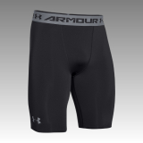 šortky, kraťasy Under Armour Heatgear Armour Compression Short Long
