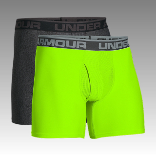 "boxerky Under Armour Men's Original Series 6"" Boxerjock® 2-Pack"