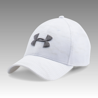 šiltovka Under Armour Men's Print Blitzing Stretch Fit cap