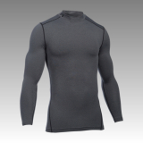 tričko Under Armour Coldgear Armour Compression Mock