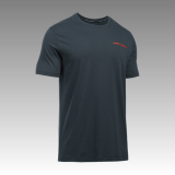 tričko Under Armour Men's Charged Cotton® Short Sleeve Shirt